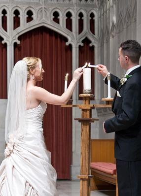 Couple Union Candle