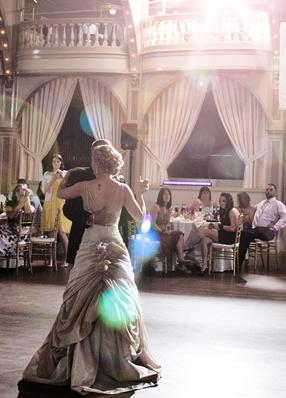 Glowing Dance